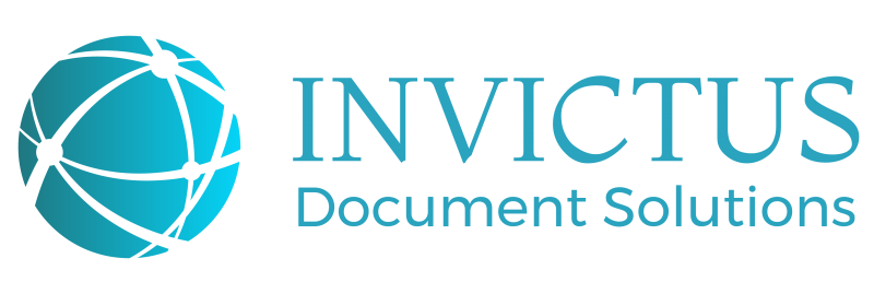 Invictus Document Solutions Logo